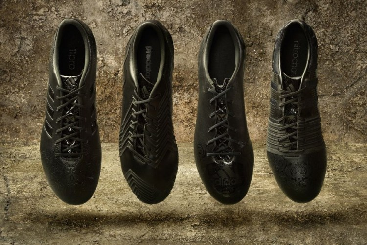 New Adidas Black Pack