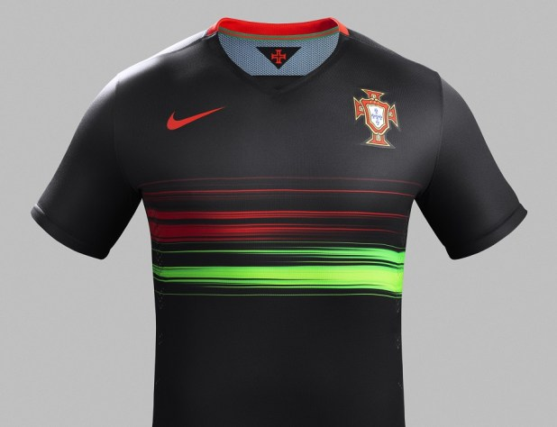 Nike Portugal Away Kit 2015