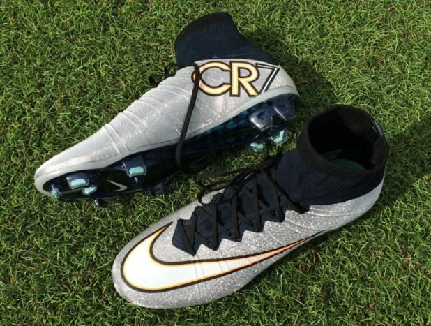 Nike Superfly CR7 Silverware Profile