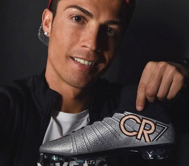 Ronaldo with Superfly Silverware