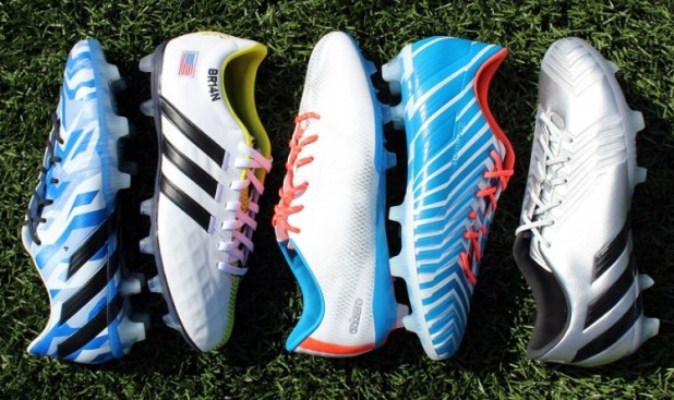 Adidas USWNT miadidas Collection