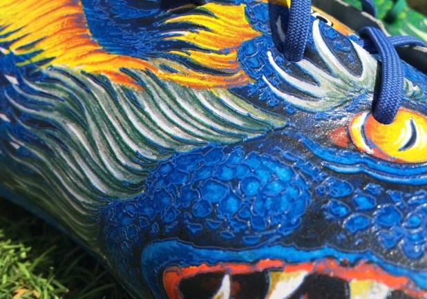 Yamamoto f50 Dragon King Detailing