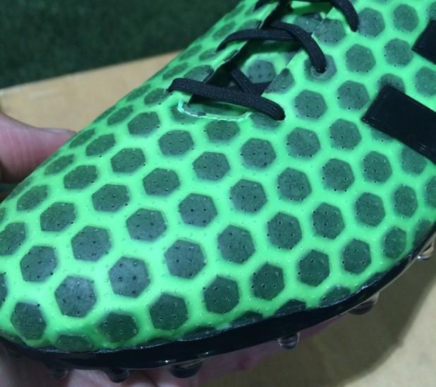 Adidas Ace Prototype Detailing