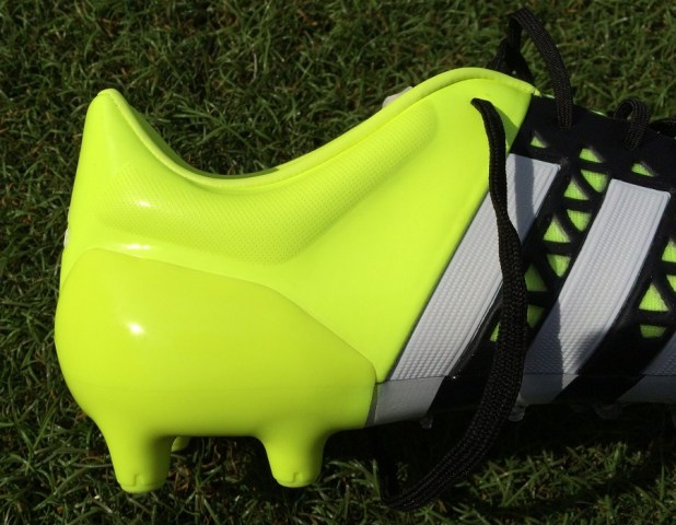 Ace15 Heel Design