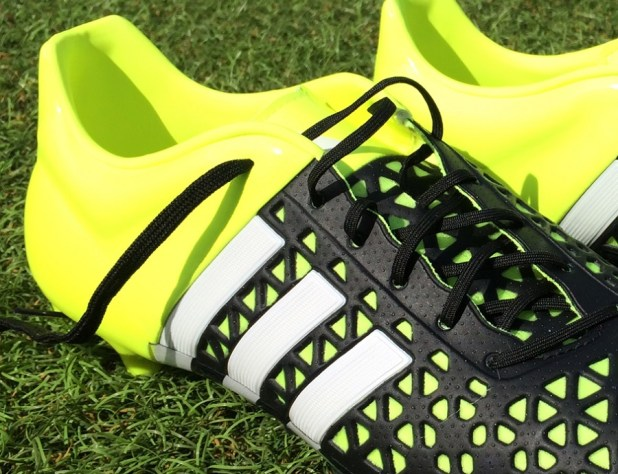 Adidas Ace15 Midfoot Design
