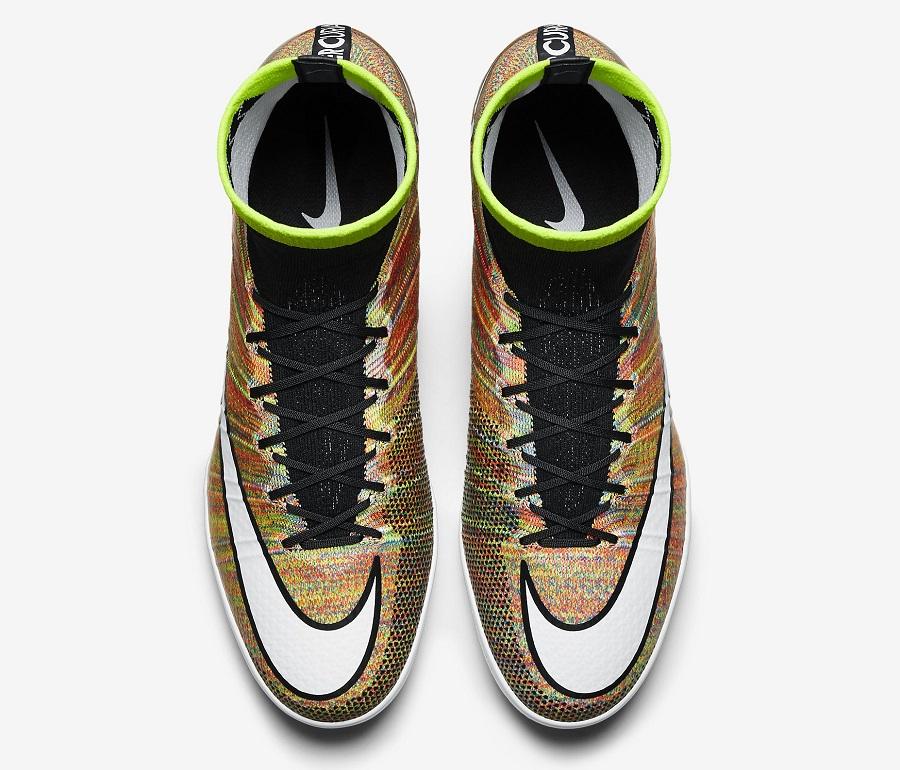 sklep internetowy bardzo popularny sklep Double Take - Nike MercurialX Street Multi-Color Edition ...