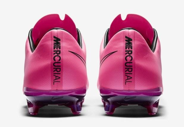 Nike Vapor X Hyper Pink Heel