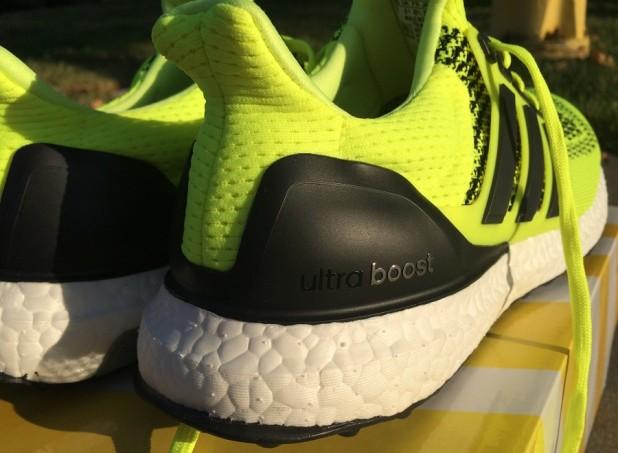 Adidas Ultra Boost Heel