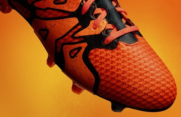 Adidas X15+ Primeknit Forefoot