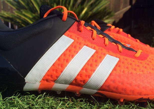 Adidas Ace15+ Primeknit Side Profile