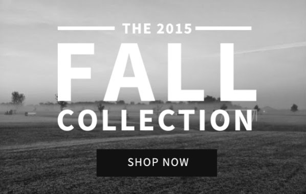 huge selection of d43bf eb8ec Bumpy Pitch – The Fall 2015 Collection