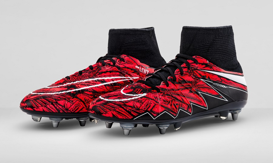 huge selection of bb780 80306 Nike Hypervenom II - Exclusive Robert Lewandowski Edition ...