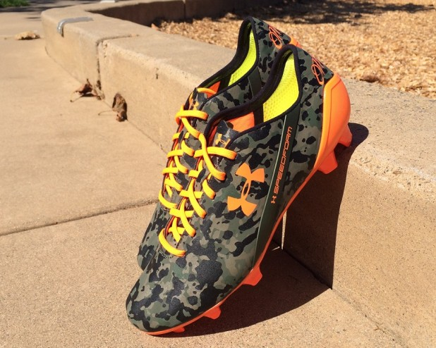 Military Camo UA Speedform