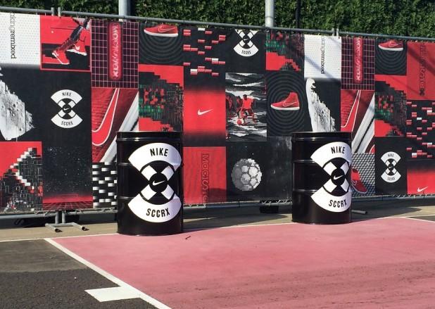 Nike SCCRX Goals