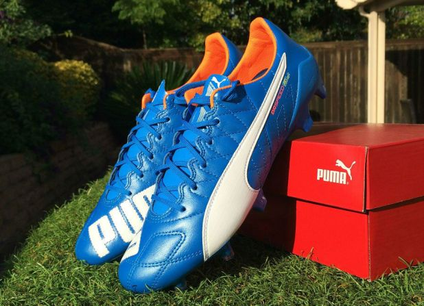 Puma evoSPEED SL Leather profile