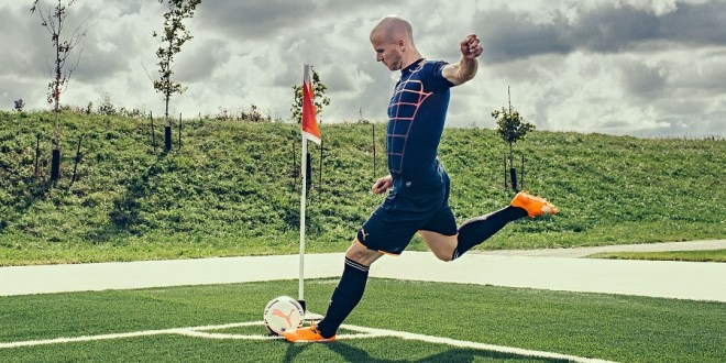 Puma sign Michael Bradley