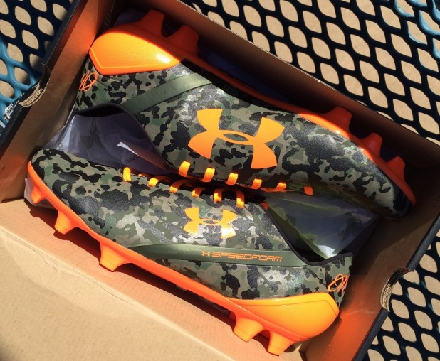 Under Armour Speedform Camo Unboxed