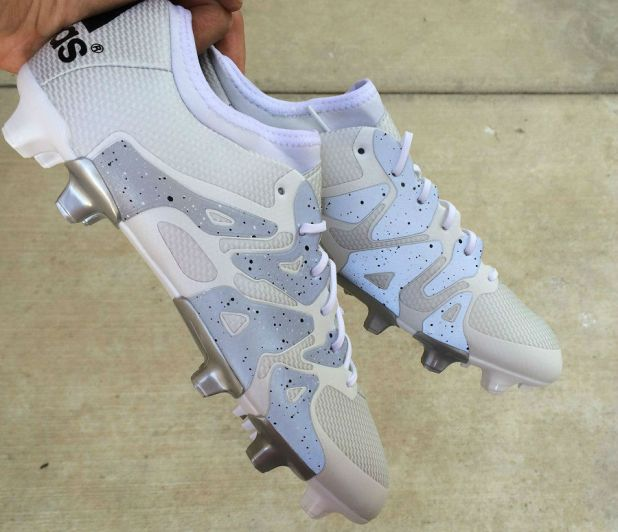 Adidas X15 Whiteout Reflective Silver
