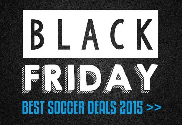 Black Friday 2015 – Complete List of Soccer Deals Fotball  Soccer