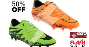 Hypervenom Phinish Flash Friday Sale