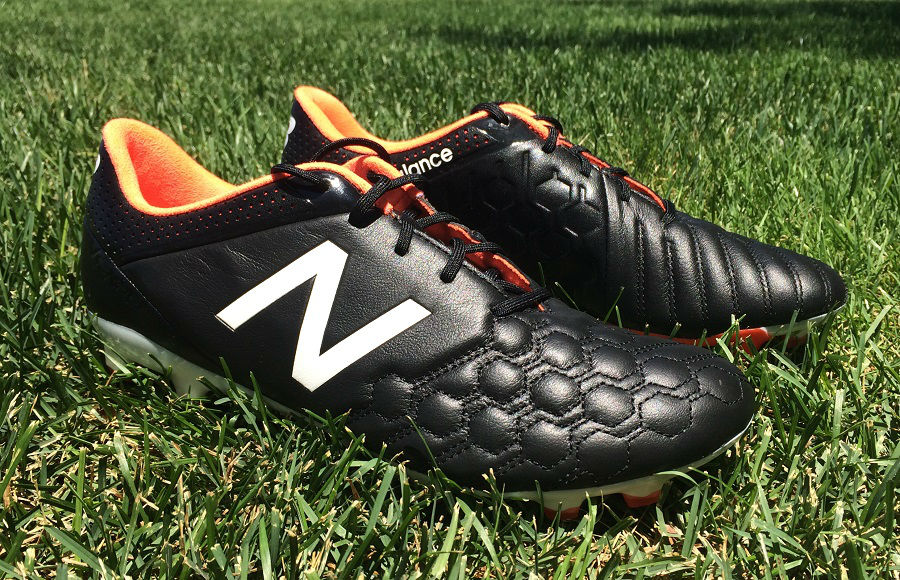 39bdd45907d6c Up Close - New Balance Visaro K-Leather Edition | Soccer Cleats 101
