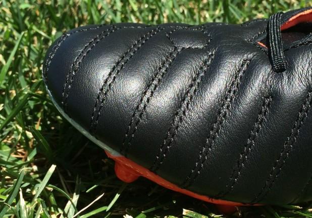 Visaro K-Leather Upper Design