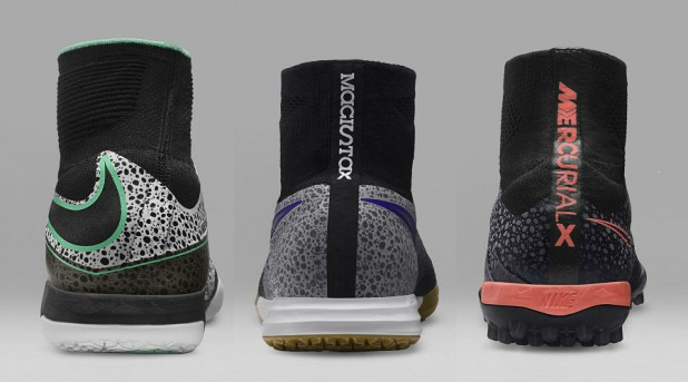 NikeFootballX Safari Pack