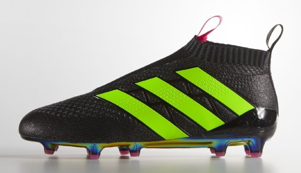 Black adidas Ace16 PURECONTROL