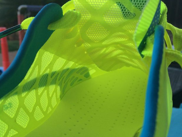 evoSPEED SL Safety Yellow Inside Cage