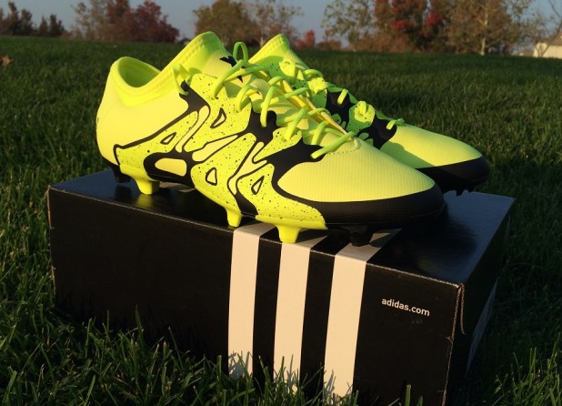 Adidas X15.2 Feature