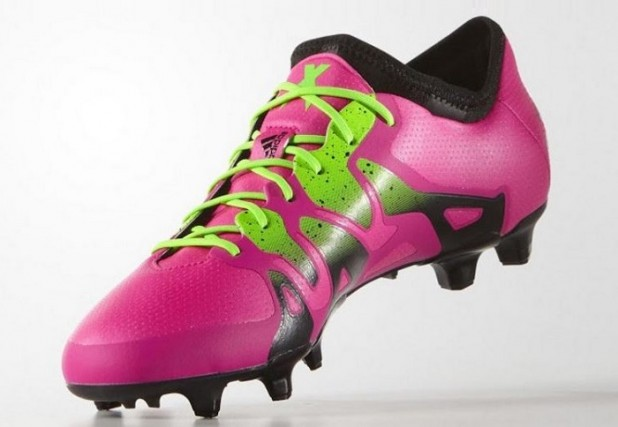 X15 Shock Pink Boot