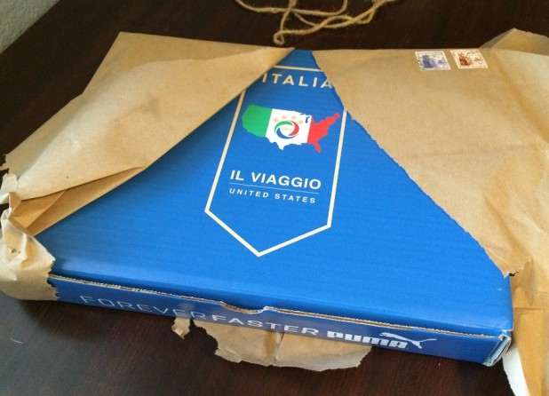 2016 Italy Home Kit Unboxing