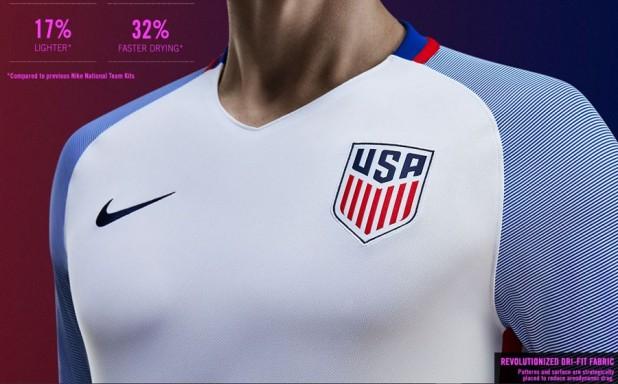 New Nike Vapor US Kit