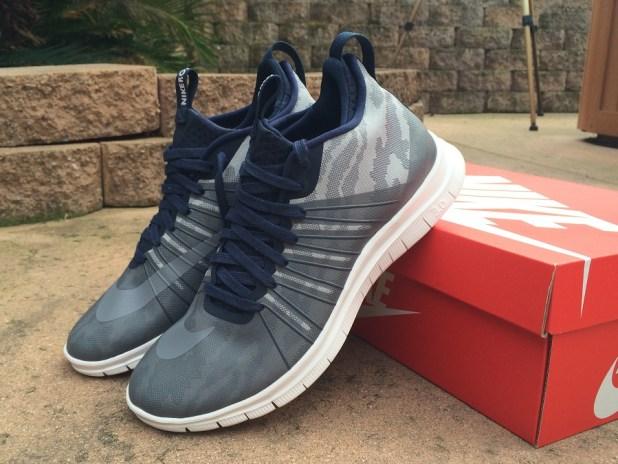 Nike Free Hypervenom II