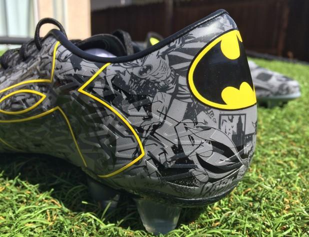 Under Armour Clutchfit Batman Upper Heel