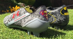 Under Armour Superman vs Batman