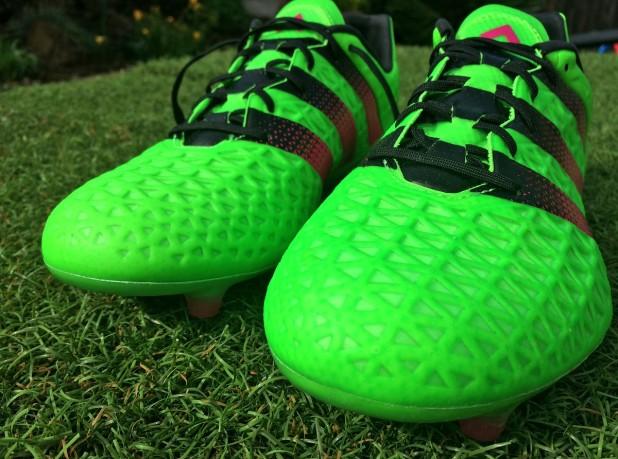 Adidas Ace 16.1 Upper Profile