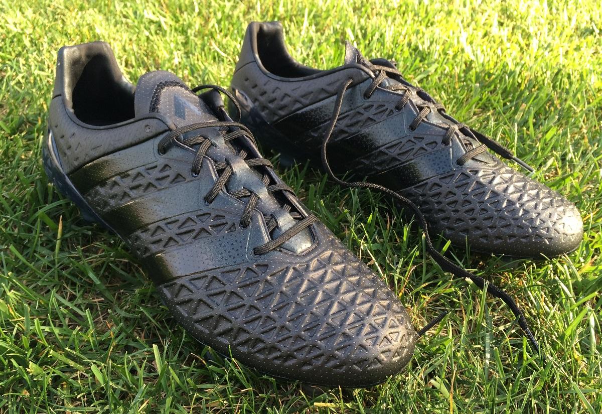 new york 83b64 9a1c3 Adidas Ace16 Fluid Black