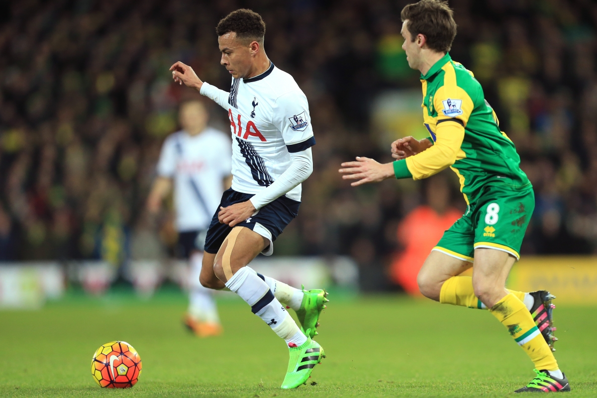 78e2d764e468 Dele Alli - PFA Young Player of the Year and His Boots | Soccer ...