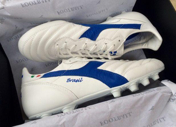 Diadora Brasil Italy Unboxing