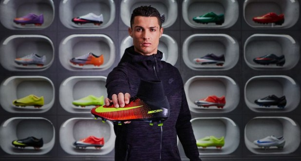 Inside CR7 Speed Room