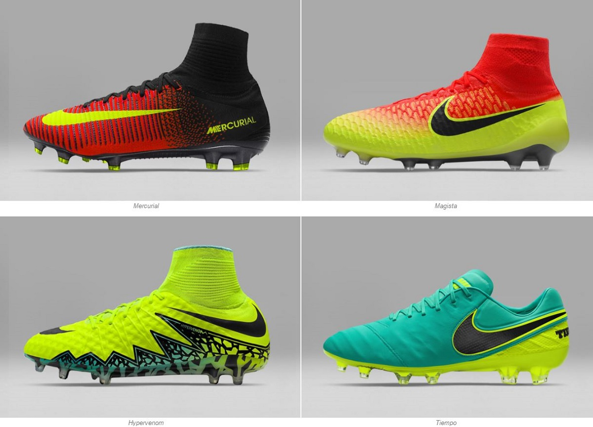 "Nike ""Spark Brilliance"" Pack Released"