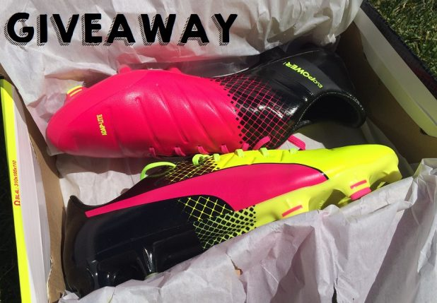 Puma evoPOWER 1.3 Tricks Giveaway