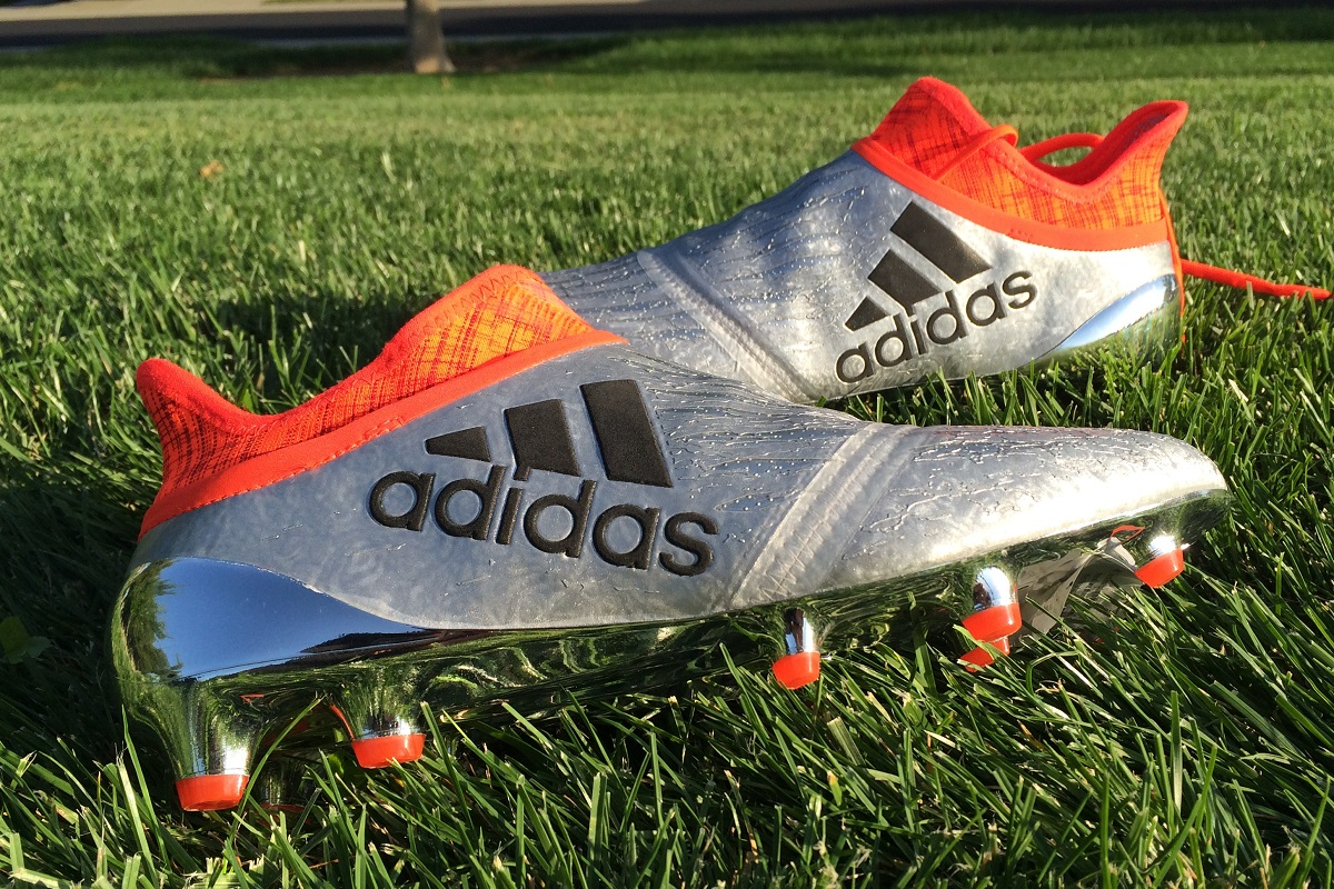 Adidas x16   purechaos Boot Review soccer cleats 101