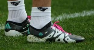 Gareth Bale Boots Up Close