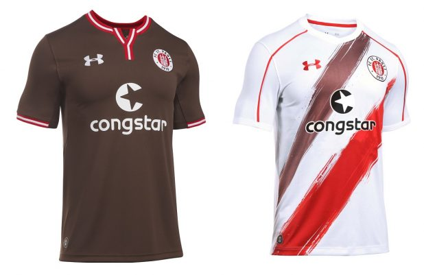 check out d1ad4 e0b02 Under Armour To Kit Out Cult German Club FC St. Pauli ...