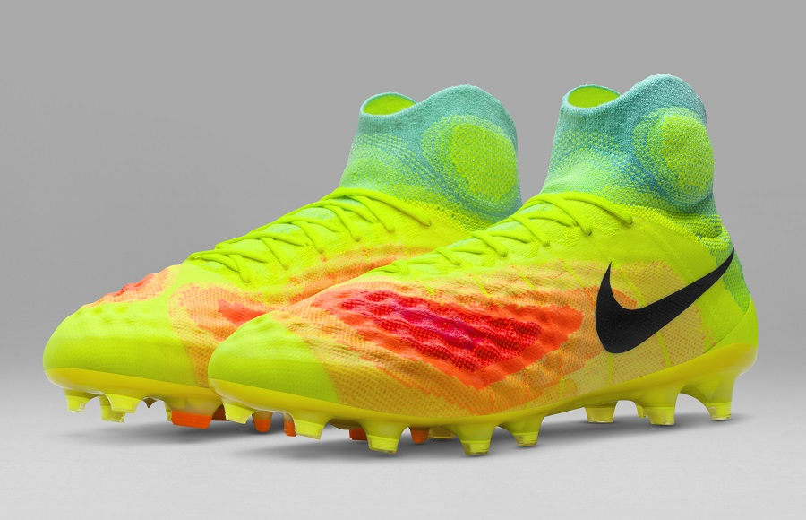 Nike has unleashed their latest innovative boot, and it is very unlikely  that you'll miss this one on pitch. The Nike Magista 2 is designed to  emphasize an ...