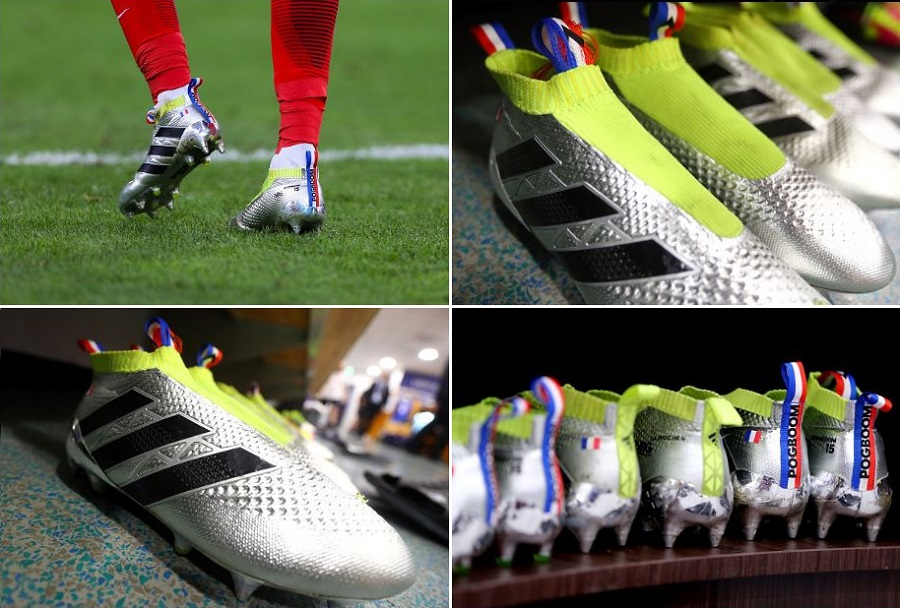 Boots Worn By Paul Pogba #POGBOOM