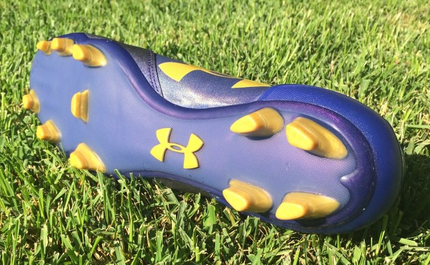 Under Armour Spotlight Dream Chaser Soleplate