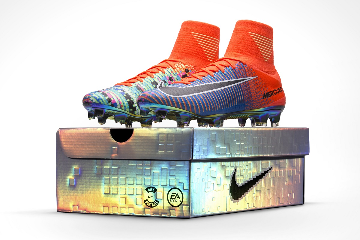 purchase cheap b66b6 122f1 norway nike has teamed up with ea sports to create a special edition  mercurial superfly to